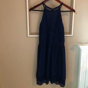 Francescas blue dress great condition m